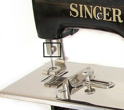 Singer 20 Toy Child Sewing Machine Parts 2 NEEDLE CLAMP SCREWS NEEDLE HOLD SCREW