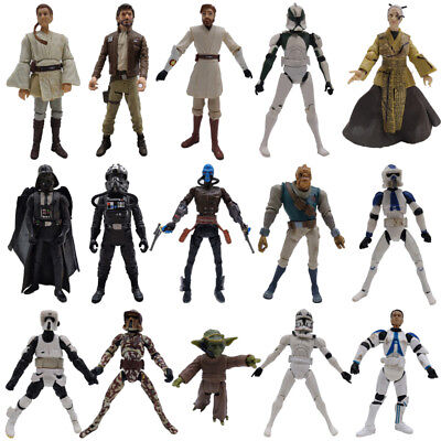 """3.75"""" Star Wars Story Imperial Death Trooper Action Figure PVC Toy Set"""