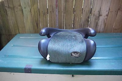 2008 Mothers Choice ZOOM Child Safety Booster Cushion Car Seat 4-8 yr