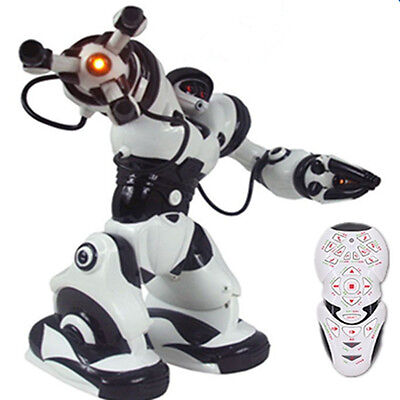 Intelligent RC Robot Remote Voice Control Toy Roboactor Programmable Humanoid UK