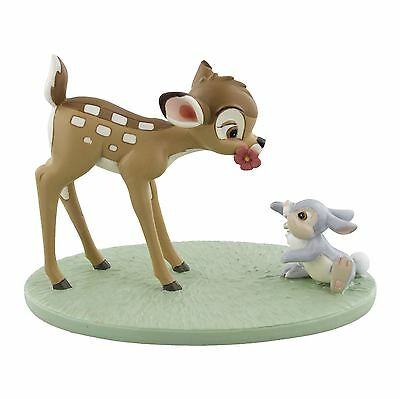 Disney Magical Moments Bambi & Thumper Figurine