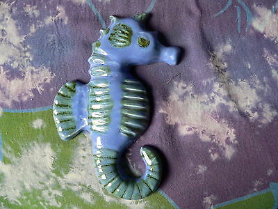 Yarmouth Pottery Seahorse Isle Of Wight Renella Lester