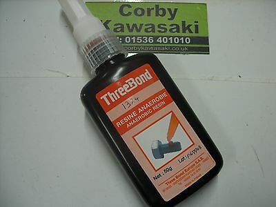 Threebond 1324 Threadlock Medium Strength 50G Red Toyota Mazda Mitsubishi