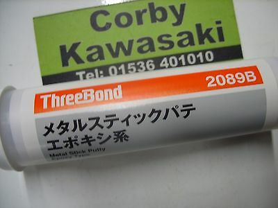 Threebond 2089B Metal Stick Putty Epoxy Type Kawasaki Honda Suzuki Yamaha