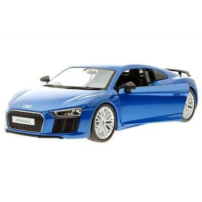 Maisto Audi R8 V10 Plus - 1:24 Scale Diecast Car - M31513