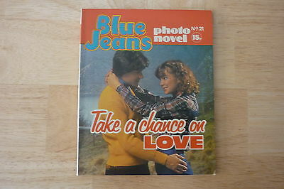 Blue Jeans Picture Library. 1981.  No.21. Like Mandy,Debbie,Judy,Bunty.