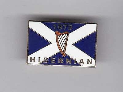 Hibernian  -  lapel badge No.4