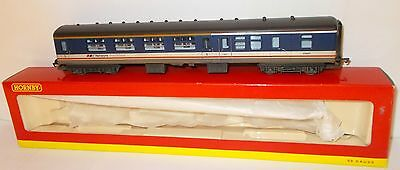 Hornby R4154 - BR Mk.2A 1st Class Brake Coach, NSE (Weathered), Boxed.(00)