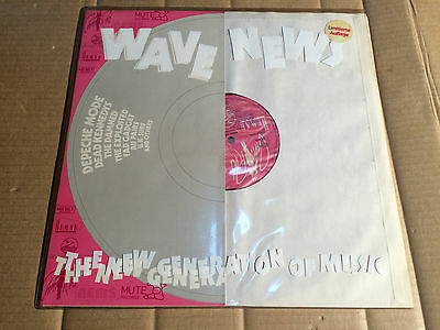 V/a - Wave News - The New Generation Of Music - Lp - Coloured Vinyl