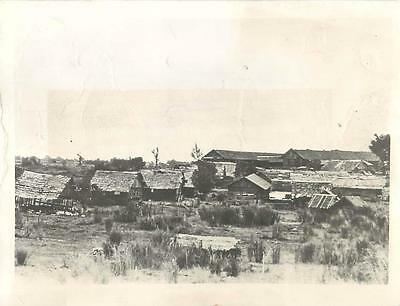 WWII Japanese POW Camp O'Donnell - End of the Bataan Death March Press Photo