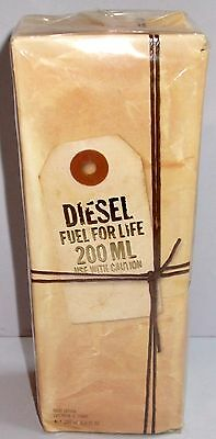 Vintage Diesel Fuel For Life Body Lotion 200 Ml / Boxed & Sealed