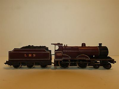 N Gauge Graham Farish powered Class 4P Fowler Compound Loco LMS Maroon