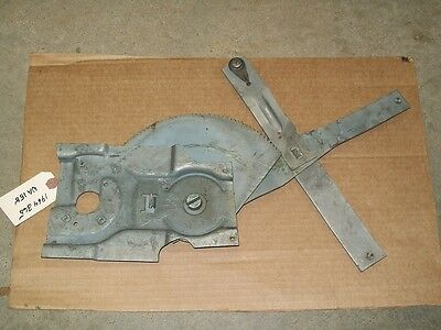 1960 61 62 63 64 NOS MoPar Left Front DOOR POWER WINDOW REGULATOR Chrysler