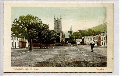 (Ld4085-100)  Warrenpoint, Co.Down Unused G-VG