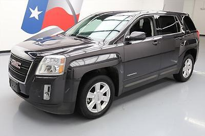 2013 GMC Terrain SLE Sport Utility 4-Door 2013 GMC TERRAIN SLE CRUISE CTRL REAR CAM ALLOYS 37K MI #429358 Texas Direct