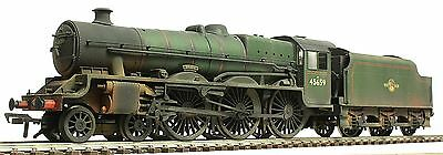 """Boxed Bachmann BR Green Class 5XP Jubilee 4-6-0 45659 """"Drake *WEATHERED LOOK*"""