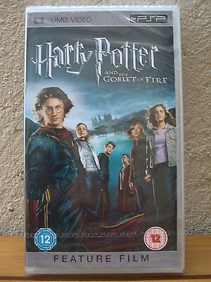 Harry Potter and the Goblet of Fire UMD Video for Sony PSP New & Sealed