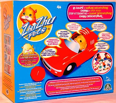 Zhu Zhu Pets Cabriolet Game set NEW ORIGINAL PACKAGE