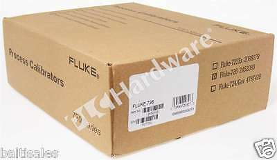New Fluke 726 Precision Multifunction Process Calibrator Calibration 2016 Qty
