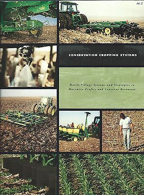 Farm Implement Brochure - John Deere Conservation Cropping Systems c1994 (F5059)