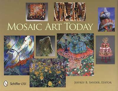 Mosaic Art Today  50 Collector Reference - Contemporary Artists - Work & Bios