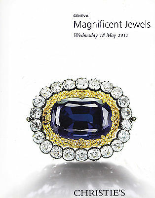 MAGNIFICENT JEWELS: Christie's Wälzer Genf 11  +results