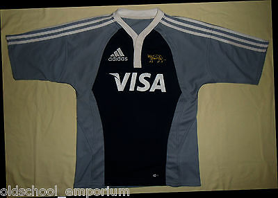 ARGENTINA Rugby / 2005-2006 (?) - ADIDAS - vintage Shirt / Jersey. Size: S