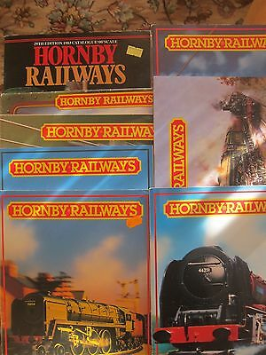 Hornby Catalogues