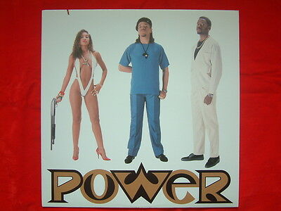 Ice-T- Power 13 track US LP/ Album from 1988