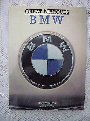 Book Great Marques Bmw