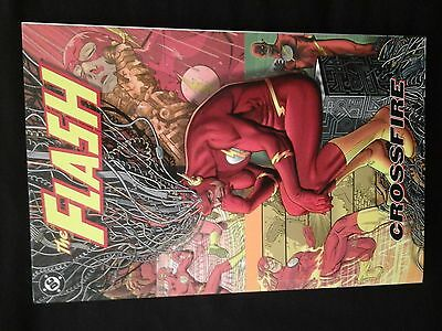 DC Flash Crossfire TPB The Rogues!