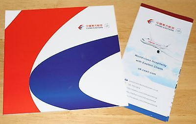 China Eastern Airlines Brochures