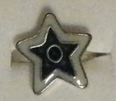 Child's Mood Ring ~ Star #2
