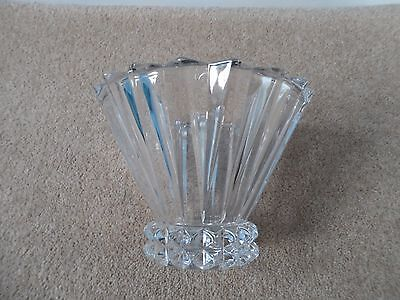 "Rosenthal Crystal Fruit Bowl/Centrepiece 8"" diameter"