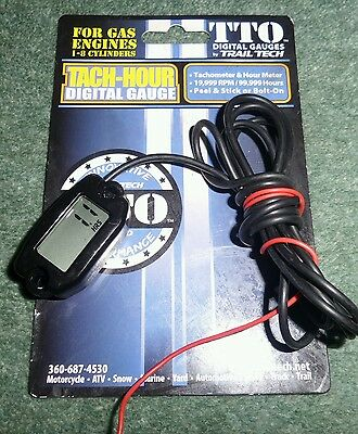 Trail Tech Universal Rev Counter / Hour Meter