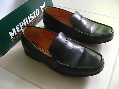 Mocassin homme pointure 42.5 comme neuf  Mephisto