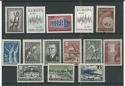Trade Price Stamps Finland Europa And Mixed  Unmounted Mint