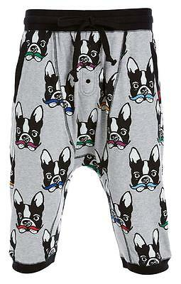 Peter Alexander Mens French Bulldog  Drop Crotch Short Sz M NWT RRP $70