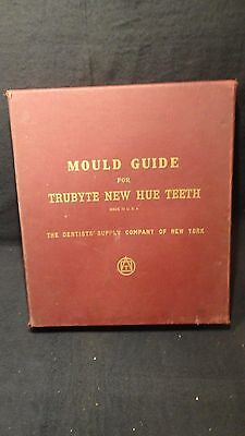 Moulde Guide for Trubyte New Hue Teeth Class 1, 2, 3 and Posteriors