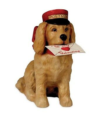 """Bethany Lowe """"Puppy Love"""" Valentine's Day Figure (TD6001)"""