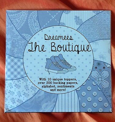 Dreamees CD ROM The Boutique