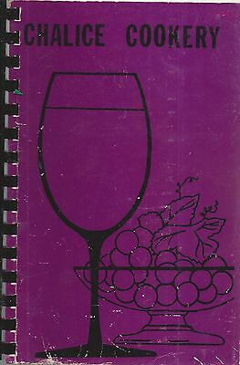 *geneva Oh 1980 Chalice Cookery Cook Book *abwa Business Women's Club *ohio Rare