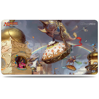 Magic the Gathering: Holiday 2016 Thopter Pie Network Playmat UPI 86537