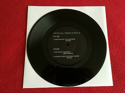 "Special Tour Single - Chapterhouse - Five Thirty - The Belltower 7"" Vinyl Single"