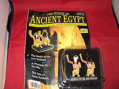 Hachette The Gods of Ancient Egypt - Issue 101 - The Souls Of Re and Nekhen