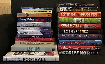 Job Lot Books X 22 - Worthing Collection Only - Various