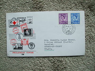 G.B Pictorial First Day Cover From 1968