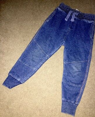 Boys Jeans Joggers Age 3-4