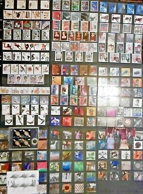1996-2000 GB COMMEMORATIVE STAMPS Almost Complete COLLECTION majority VFU Re:G6
