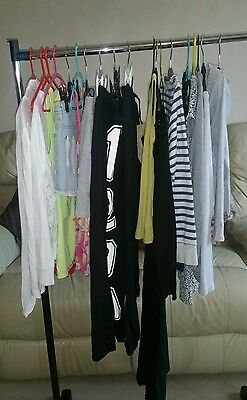 Large bundle of girls clothes age 10-11 Next, Candy Couture, Tammy, Hooch, M&S